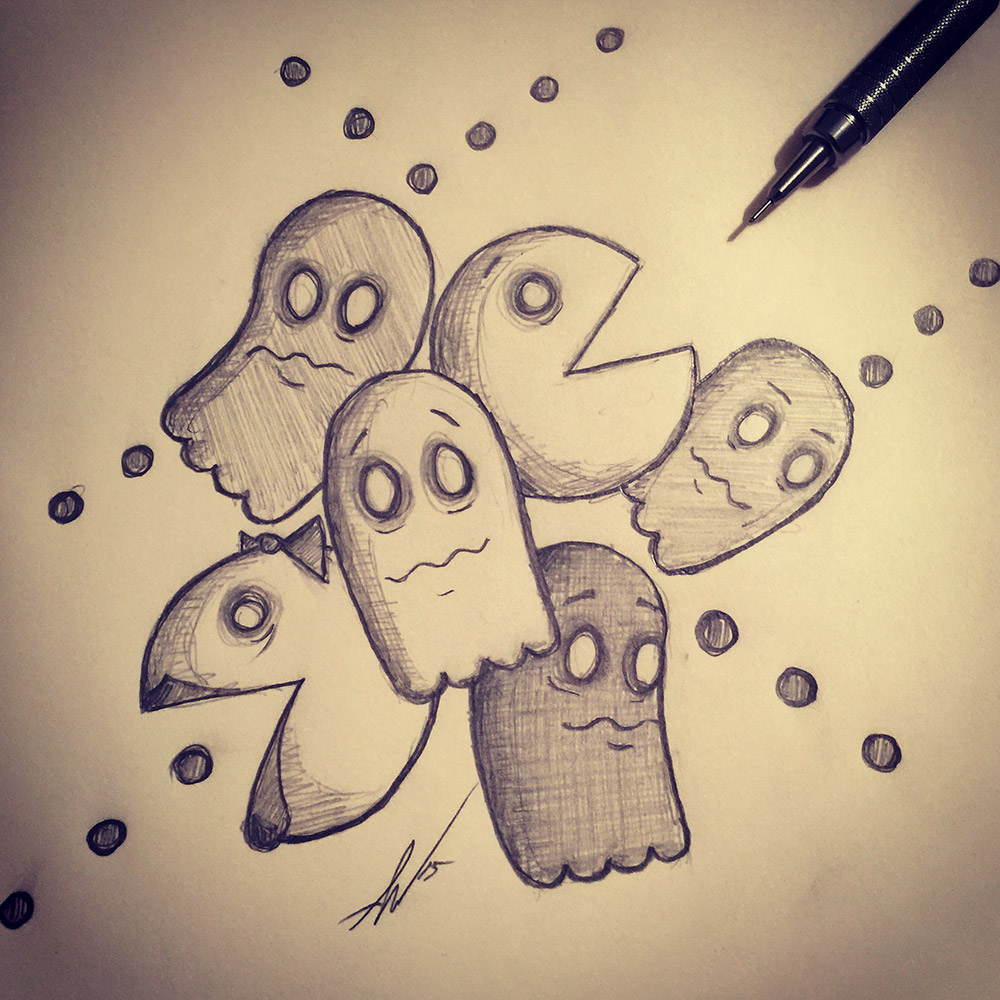 The Pac-Man Crew
